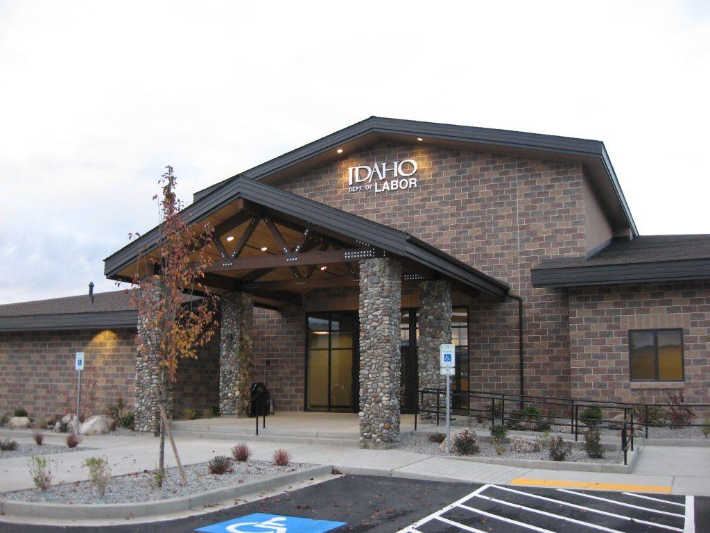Idaho Dept of Labor Kootenai County