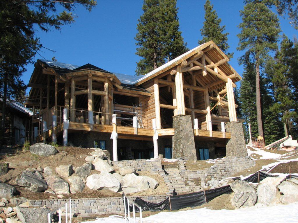 Log Home - McCall, ID