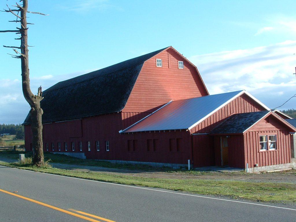 Rueble Barn